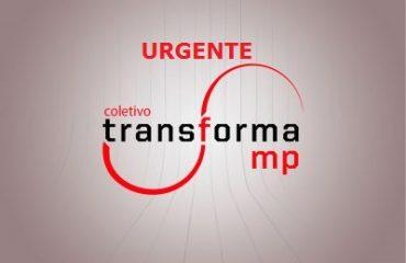 Transforma MP divulga e subscreve nota da AJD em favor do Estado de Direito e da independência judicial