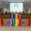 """Nove casais homoafetivos dizem """"sim ao amor"""" e realizam ato político contra a discriminação"""