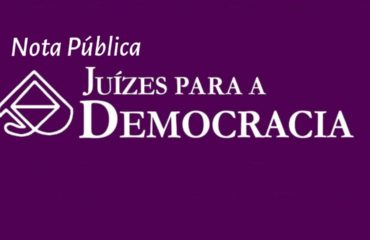 Juízes para a Democracia apoiam a Greve Geral