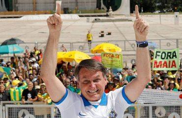 Não foi Bolsonaro quem trouxe a ditadura; foi a pandemia