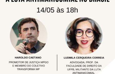 Live: Sobre manicômios e liberdades: a Luta Antimanicomial no Brasil